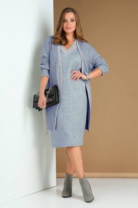 Комплект Viola Style 5491 голубой