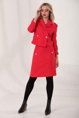 Женский костюм Golden Valley 6444 красный