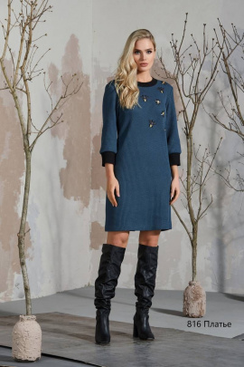 Платье NiV NiV fashion 816