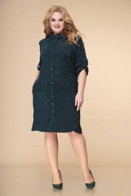 Платье Romanovich Style 1-2242 изумруд