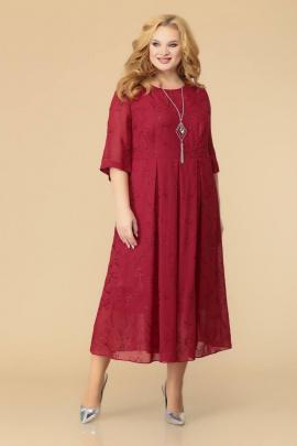 Платье Romanovich Style 1-2193 бордо