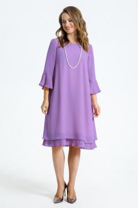 Платье TEZA 250 лаванда