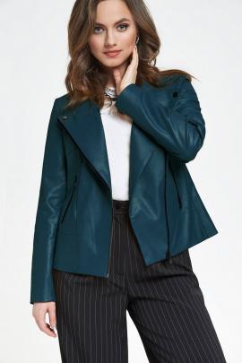Куртка TEZA 948 изумруд