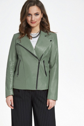 Куртка TEZA 948 мох