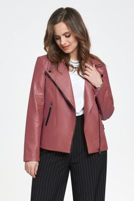 Куртка TEZA 948 пыльно-розовый