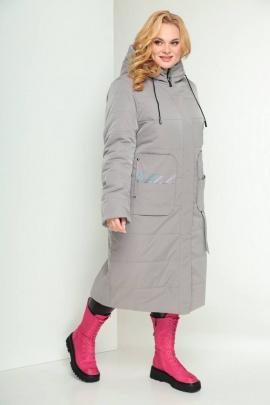 Пальто Shetti 2028 бежевый
