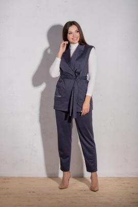 Комплект Angelina 6311 сине-серый