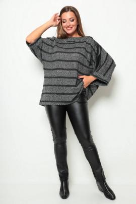 Комплект Michel chic 1257 серый/черный