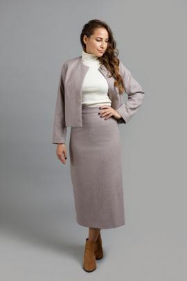 Женский костюм Mirolia 989 темно-бежевый