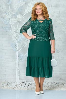 Платье Ninele 2305 изумруд