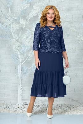 Платье Ninele 2305 синий