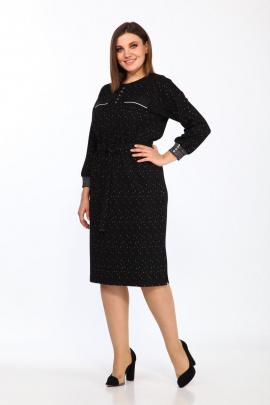 Платье Lady Style Classic 2451 черный