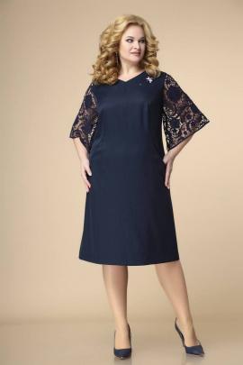 Платье Romanovich Style 1-2252 синий