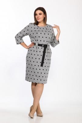 Платье Bonna Image 644 светло-серый