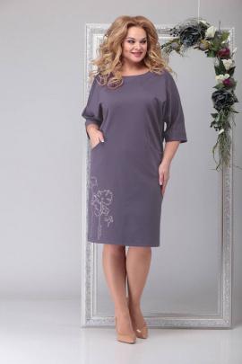 Платье Michel chic 954 светло-фиолетовый