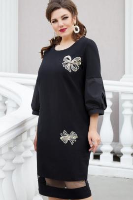Платье Vittoria Queen 14343 черный