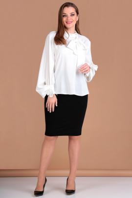 Блуза Таир-Гранд 62392 белый