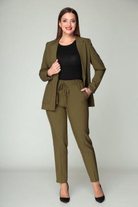 Женский костюм Арита-Denissa 1162 хаки
