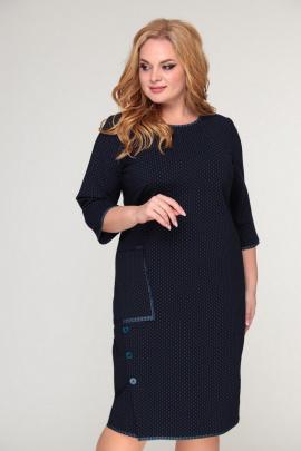 Платье Bonna Image 667 синий