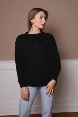 Платье Romgil ТЗ637П черный