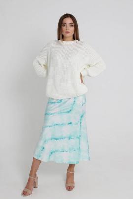 Платье Romgil ТЗ637П белый