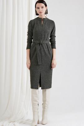 Платье Moveri by Larisa Balunova 5030D олива