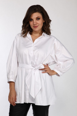 Блуза Lady Style Classic 2390 молочный