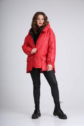 Куртка Diamant 1729 красный