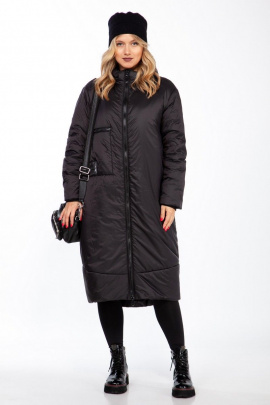 Пальто Lady Secret 8009 черный