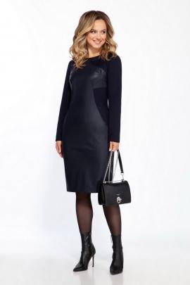 Платье Dilana VIP 1824 черный