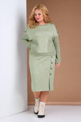 Комплект Viola Style 2669 зеленый