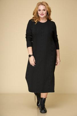 Платье БелЭльСтиль 856 черный