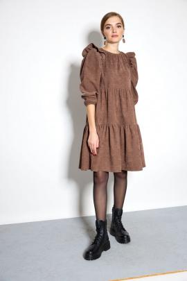 Платье STEFANY 813b беж