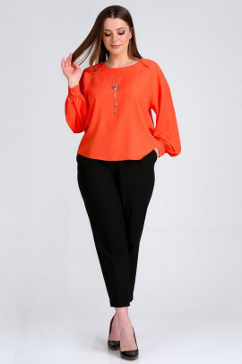 Блуза Таир-Гранд 62368-1 терракот