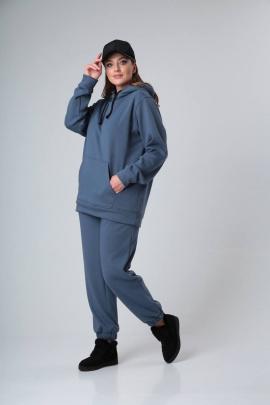 Спортивный костюм Bliss 2082 стальной_синий