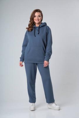Спортивный костюм Bliss 2083 стальной_синий
