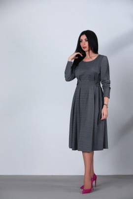 Платье ElPaiz NEW 705 серый
