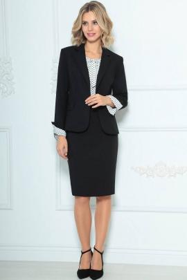Женский костюм LeNata 31988 черный