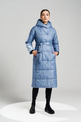 Пальто Prestige 4323 холодный_лед