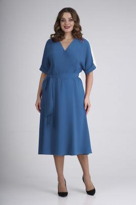 Платье ELGA 01-724 синий