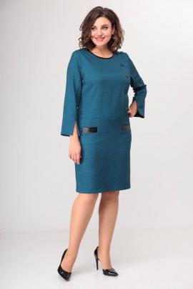 Платье Danaida 2060-1 морская_волна