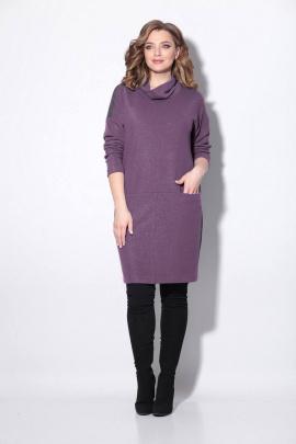 Платье Koketka i K 885-1 лаванда