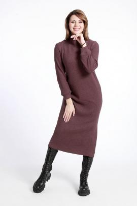 Платье IUKONA 5004  бордо