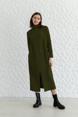 Платье Ivera 1055 зеленый