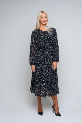 Платье Avila 0869 черный