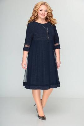 Платье Moda Versal П2115 т.синий