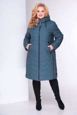 Пальто Shetti 2027 светлый_изумруд