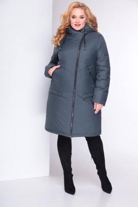 Пальто Shetti 2024 изумруд