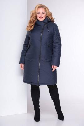 Пальто Shetti 2024 синий