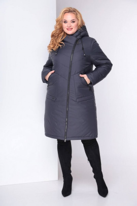 Пальто Shetti 2024 графит